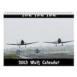 Tora! 2013 Wall Calendar