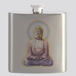 Enlightened Buddha Flask