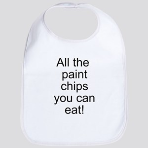 All the Paint Chips Bib
