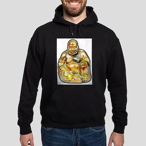 Laughing Buddha Hoodie (dark)