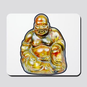 Laughing Buddha Mousepad