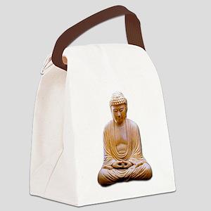 The Buddha Canvas Lunch Bag