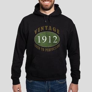 Vintage 1912 Retro Hoodie (dark)