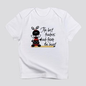 Ladybug Teacher Infant T-Shirt