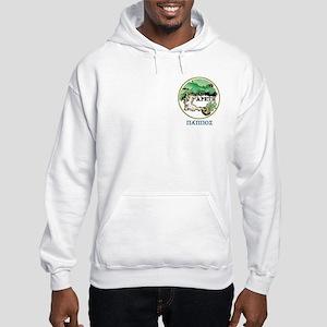 Grandfather's Hooded Sweatshirt