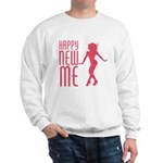 Happy New ME Sweatshirt