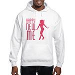 Happy New ME Hooded Sweatshirt