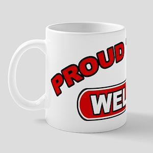 Proud To Be A Welder Mug