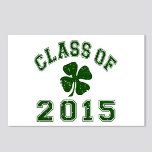 Class Of 2015 Shamrock Postcards (Package of 8)