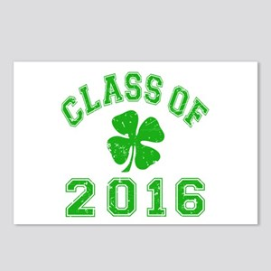 Class Of 2016 Shamrock Postcards (Package of 8)