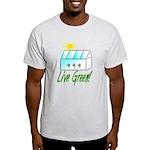 Live Green Greenhouse Light T-Shirt