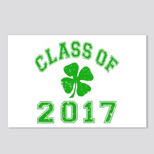 Class Of 2017 Shamrock Postcards (Package of 8)