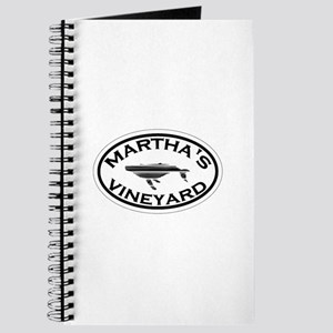 Martha's Vineyard MA - Oval Design. Journal
