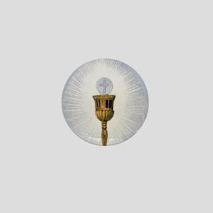 Communion chalice Mini Button