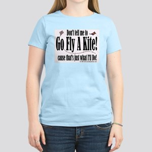 WSK_2012GoFlyAKite_TshirtWHITE T-Shirt