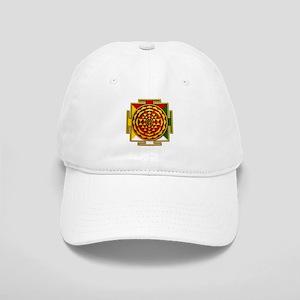 Sri Yantra Mandala Cap