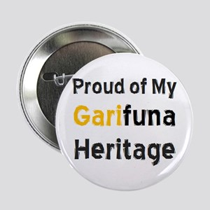 "garifuna heritage 2.25"" Button"