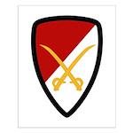 6th Cavalry Bde Small Poster