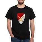 6th Cavalry Bde Dark T-Shirt