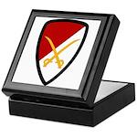 6th Cavalry Bde Keepsake Box