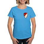 6th Cavalry Bde Women's Dark T-Shirt
