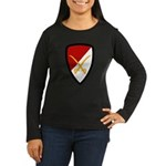 6th Cavalry Bde Women's Long Sleeve Dark T-Shirt