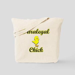 Paralegal Chick Tote Bag