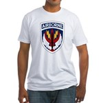 SOCCEN Fitted T-Shirt