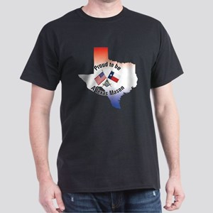 Texas Freemason Dark T-Shirt