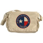 Texas Star OES Messenger Bag