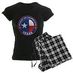 Texas Star OES Women's Dark Pajamas