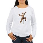 Rock Climber Women's Long Sleeve T-Shirt