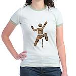 Rock Climber Jr. Ringer T-Shirt