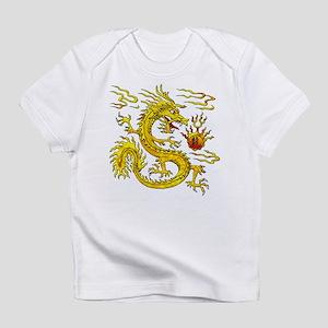 Golden Dragon Infant T-Shirt