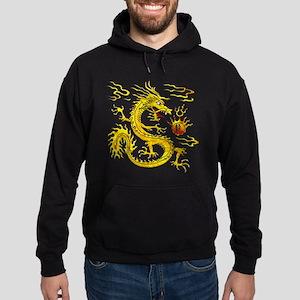 Golden Dragon Hoodie (dark)
