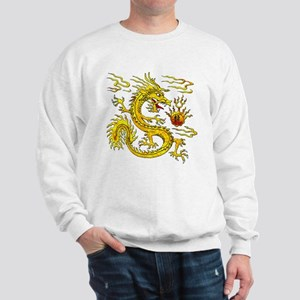Golden Dragon Sweatshirt