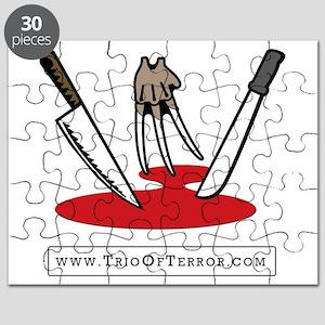 Trio Of Terror Puzzle