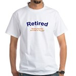 RetiredPTPainAss T-Shirt