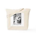 Batten's Beauty & the Beast Tote Bag