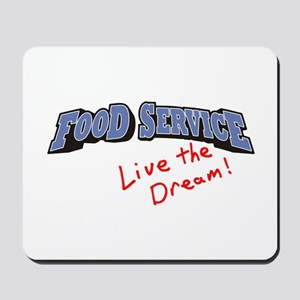 Food Service - LTD Mousepad