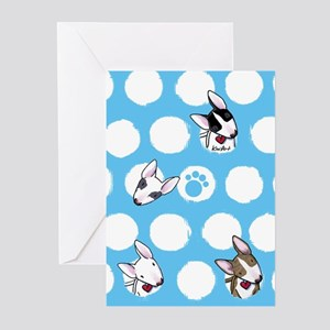 KiniArt Bully Dots Greeting Cards (Pk of 20)