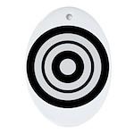 Kyudo Ornament (Oval)