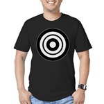 Kyudo Men's Fitted T-Shirt (dark)