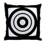 Kyudo Throw Pillow