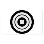 Kyudo Sticker (Rectangle)