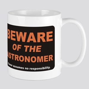 Beware / Astronomer Mug