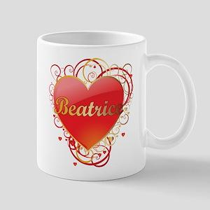 Beatrice Valentines Mug
