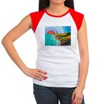 Swami's Women's Cap Sleeve T-Shirt