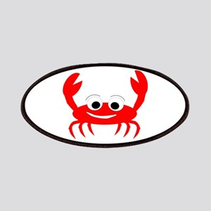 Crab Design Patches