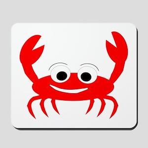 Crab Design Mousepad